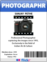 SANJAY PETHE - photograph - India News